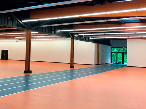 Salle de sport - Saussay