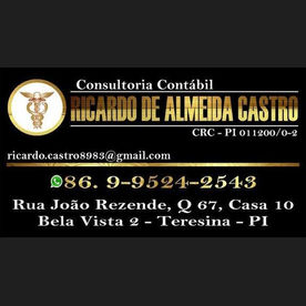 RICARDO DE ALMEIDA CASTRO CONSULTORIA CO