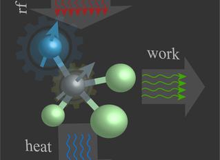 @PRL Quantum engine operating at maximum power