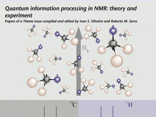 Information Processing in NMR: theory and experiment