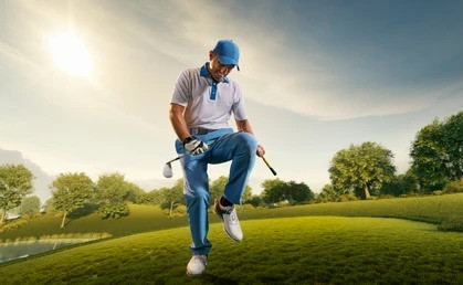Your Golf Swing Isn't Soft. Your Training Shouldn't be Either.