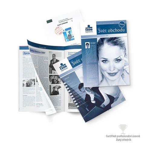 Firemní časopis – ČSOB Pojišťovna