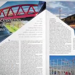 Firemní časopis – Enteria