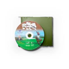 Potisk CD – Bober