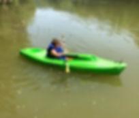 kayak access