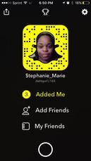 Stephanie Marie Snapchat