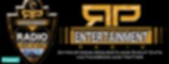 #RPEntRadio RPEnertaime Radio banner