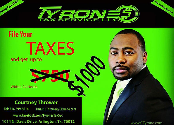 Tyrone Tax Service LLC