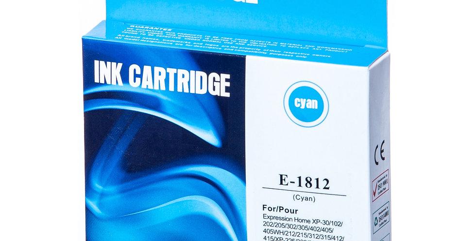 Compatible Epson 18XL Cyan Ink Cartridge