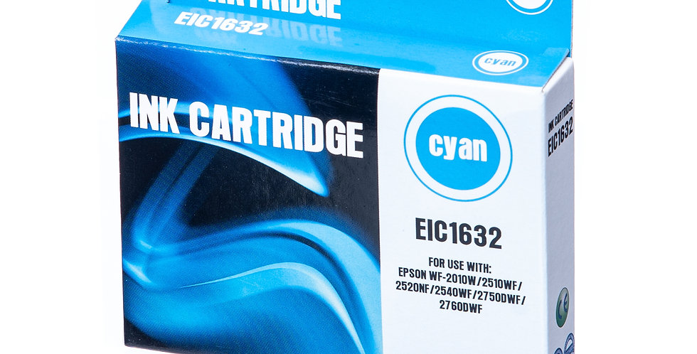 Compatible Epson 16XL Cyan Ink Cartridge