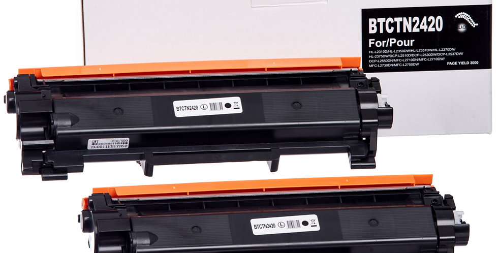 Compatible Brother TN2420 Multipack