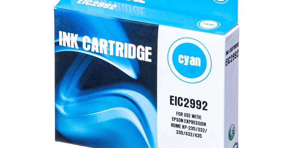 Compatible Epson 29XL Cyan Ink Cartridge