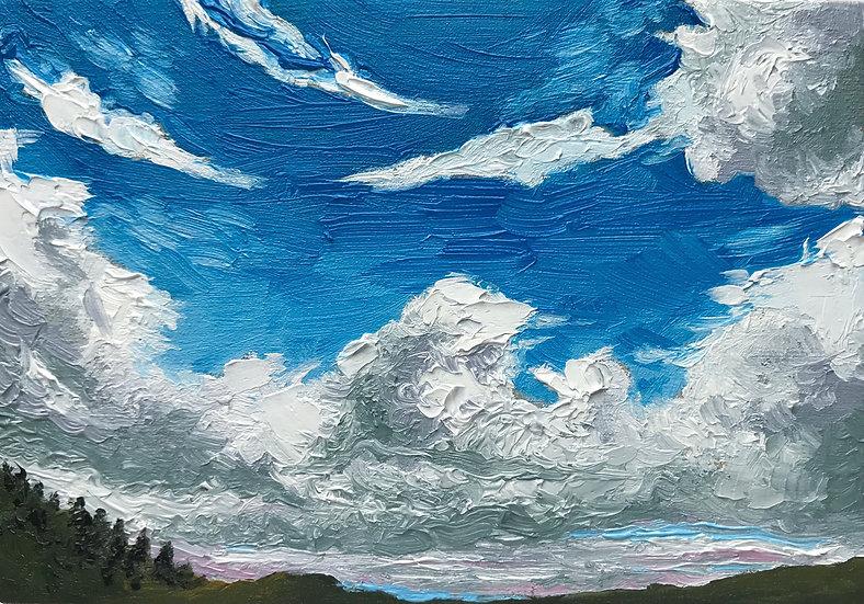 Cloudscape study