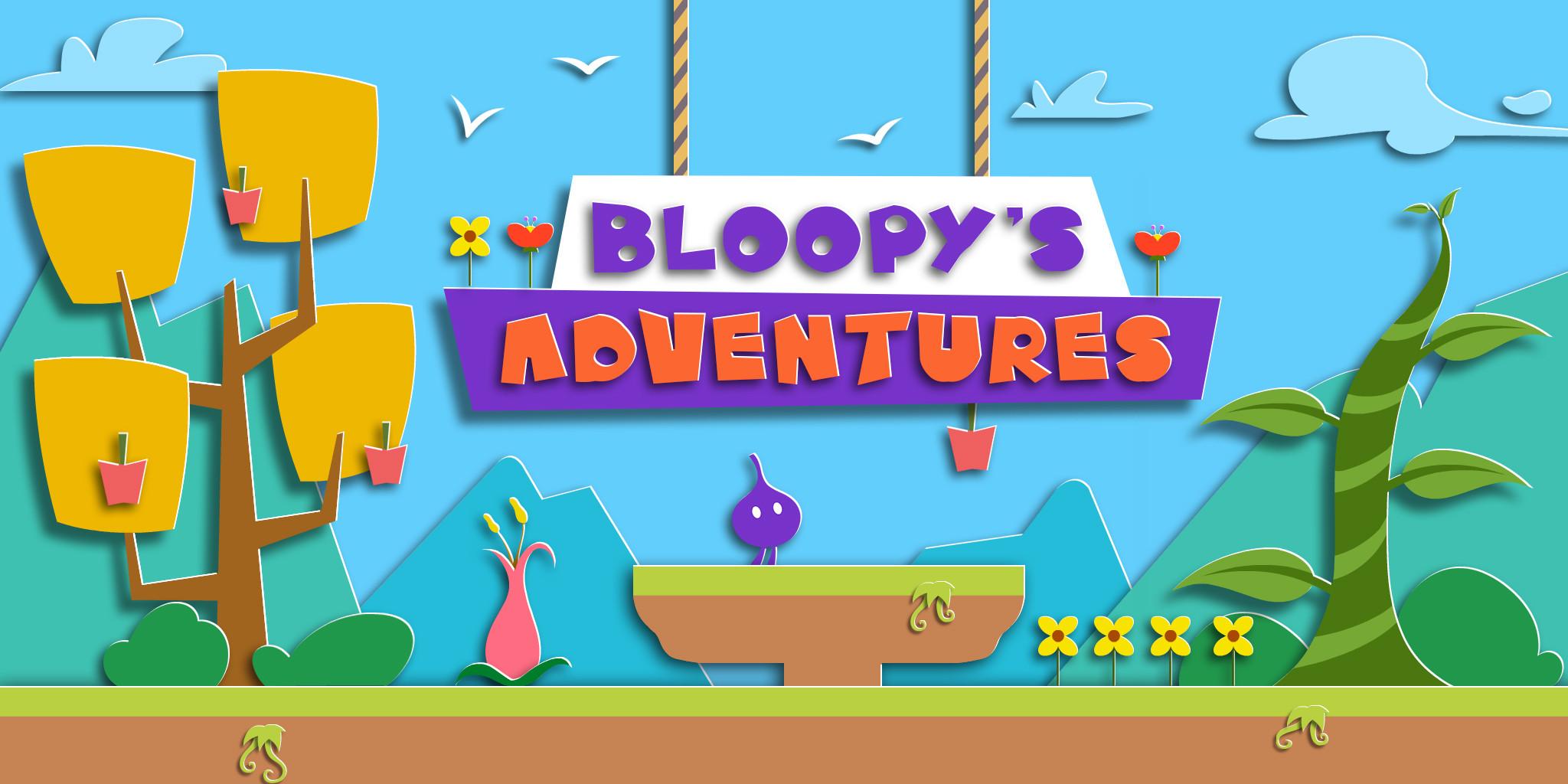 Bloopy's Adventures