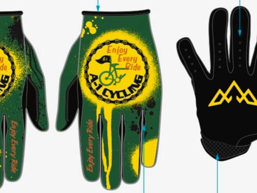 New MTB Gloves