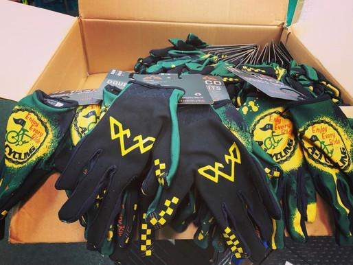 MTB Gloves!