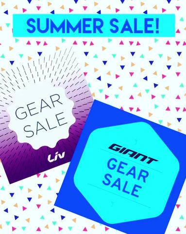 Summer Gear Sale!