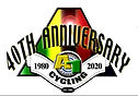 A-1 Cycling Bike Shop 40th Anniversary Logo