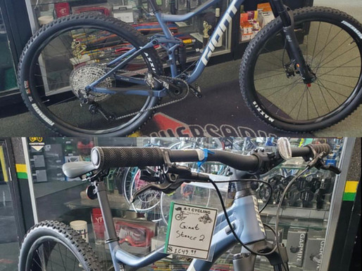 Bicycle Inventory