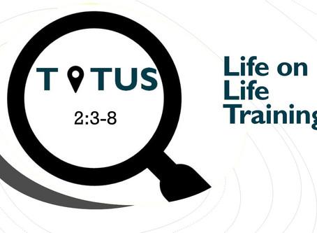 Life on Life Training