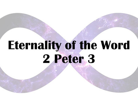 Eternality of the Word