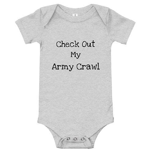 Army Onesie