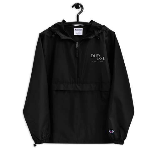 Embroidered Champion Packable DuBXL Jacket
