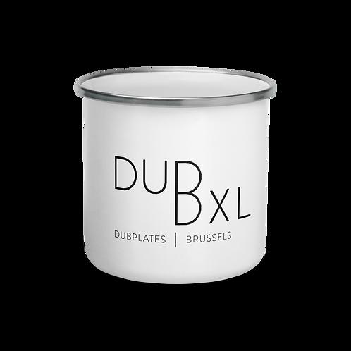 DuBXL Enamel Mug