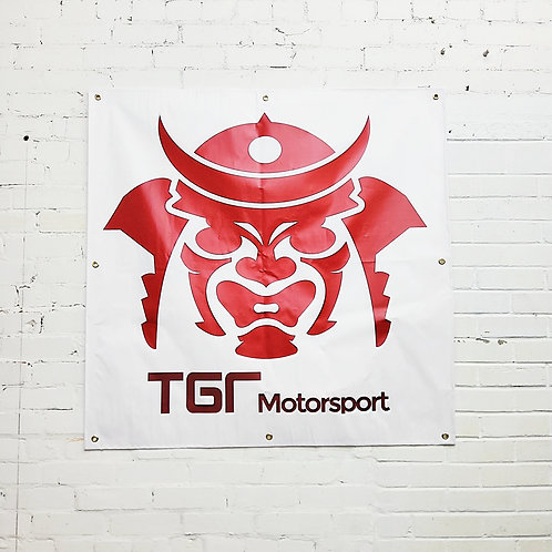 TGR Motorsport Samurai Workshop Banner