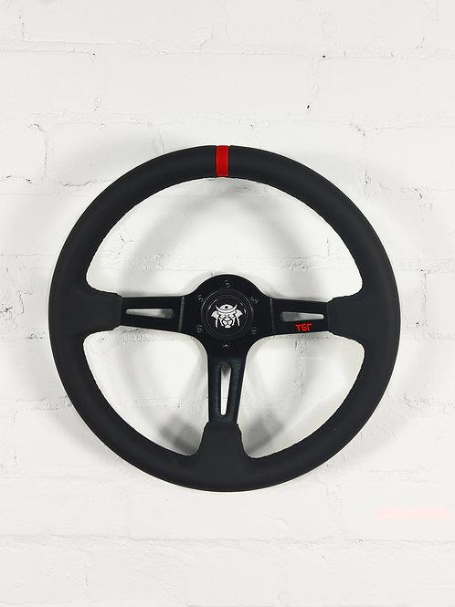 Dished steering wheel 350mm (pre order)