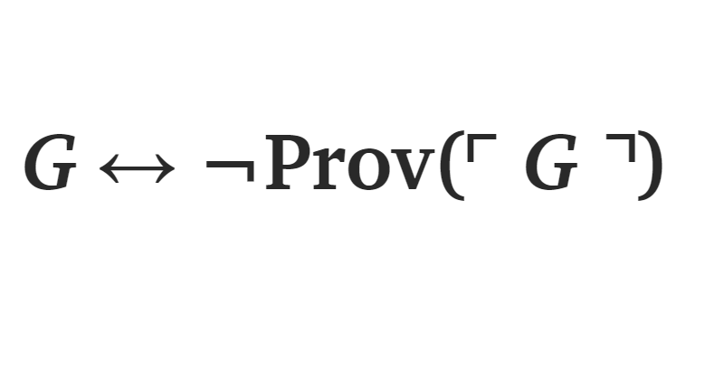 Gödel's First Incompleteness Theorem in Simple Symbols and Simple Terms