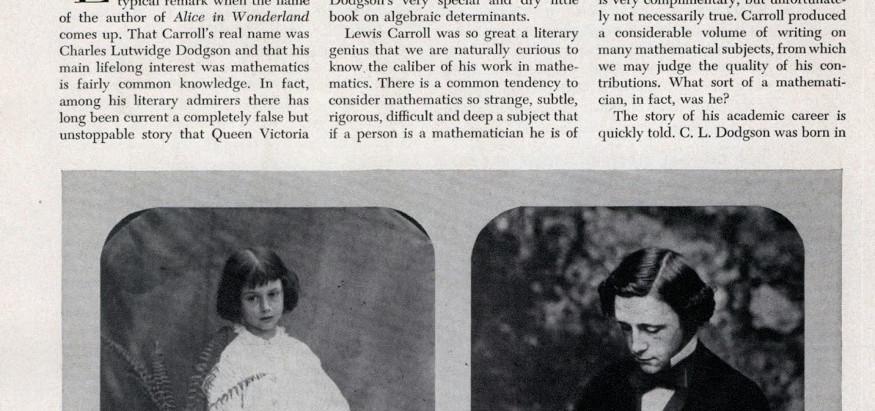 Lewis Carroll's Premises Paradox