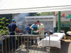 Barbecue géant