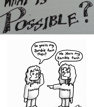 David Chalmers' Fixation With Logical Possibility
