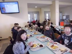 Visite Collège - Restaurant scolaire