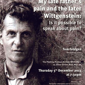Wittgensteinian Thoughts on the Privacy of Pain