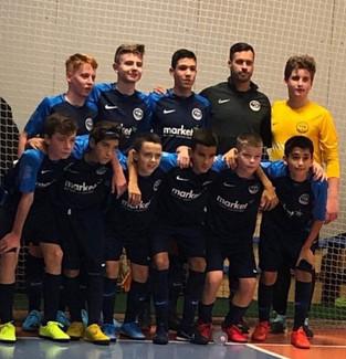 Aranyérem U14 Mikulás Kupa Debrecen 2019