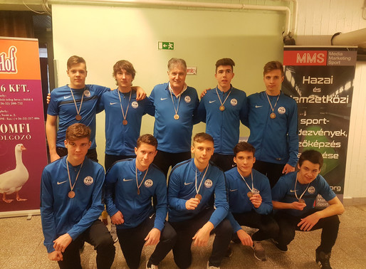 Karácsony Kupa Debrecen U17