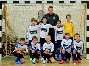 U10 Mikulás Kupa Debrecen 2019