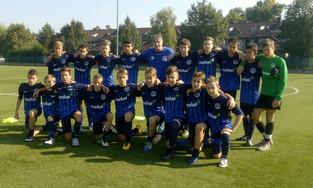 Kezdődik a bajnokság! U15