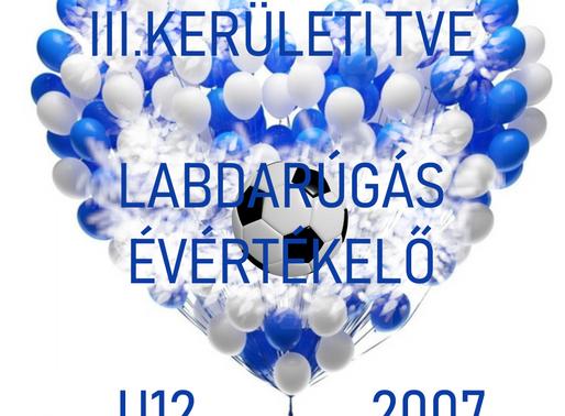 Évértékelő - labdarúgás 2007