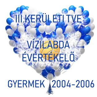Évértékelő - vízilabda 2004-2006