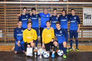 U17 Debrecen után ismét egy második hely