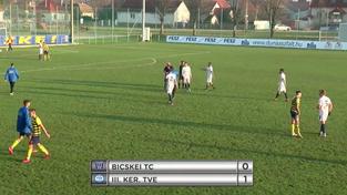 NBIII. 19. BICSKEI TC - III. KER. TVE 0-1 (0-0)