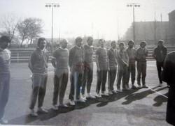1981. TTVE Kézilabda csapat