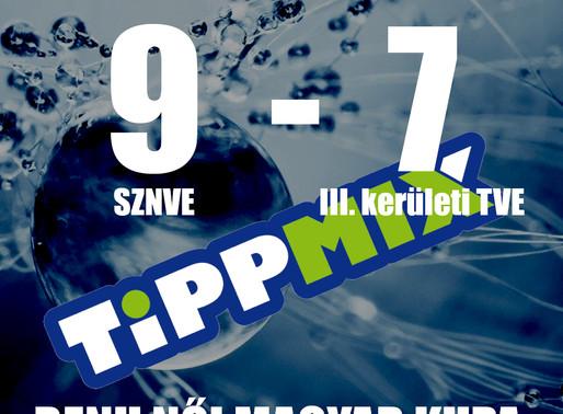 Edzői értékelés BENU Női Magyar Kupa Play-off 7. helyért