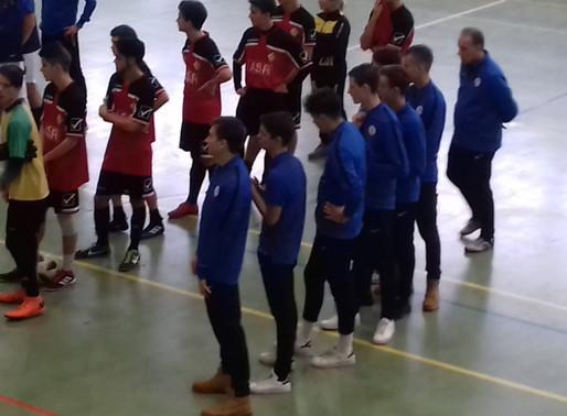 Teremtorna U19 Ercsi 2018