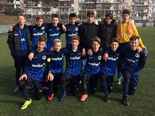 Újabb győzelem idegenben U16 beszámoló