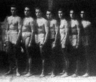 A III. kerület vizipóló csapata