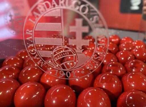 MOL Magyar Kupa, 7. forduló – a párosítások
